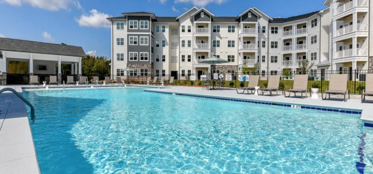 Carter Exchange CX Multifamily DST